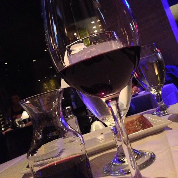 Malbec Wine - Eddie V's - Scottsdale Quarter, Scottsdale, AZ