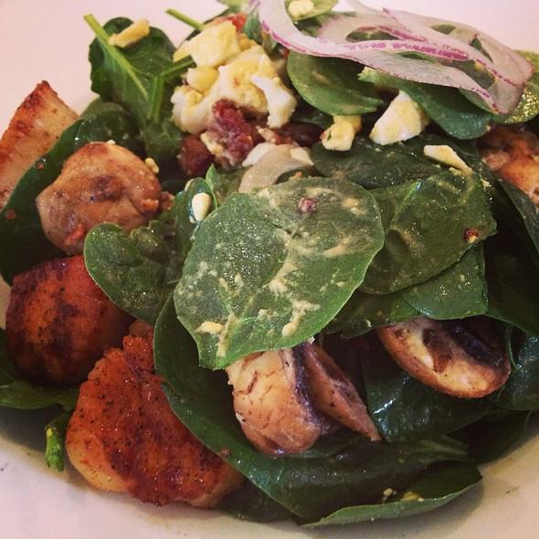 Spinach Mushroom Salad - Vinaigrette - Santa Fe, Santa Fe, NM