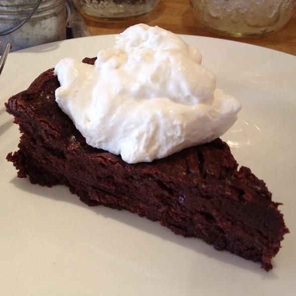 flourless chocolate cake - Vinaigrette - Santa Fe, Santa Fe, NM