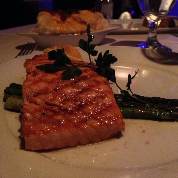 Broiled Salmon - Eddie V's - Scottsdale Quarter, Scottsdale, AZ
