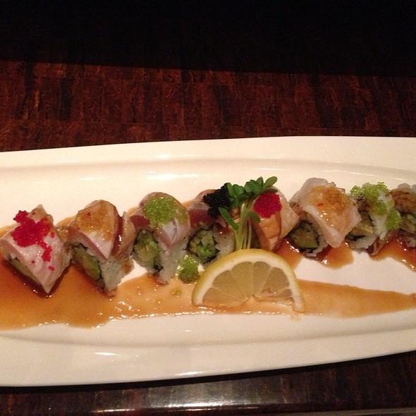 Tataki Roll @ Tataki South Restaurant