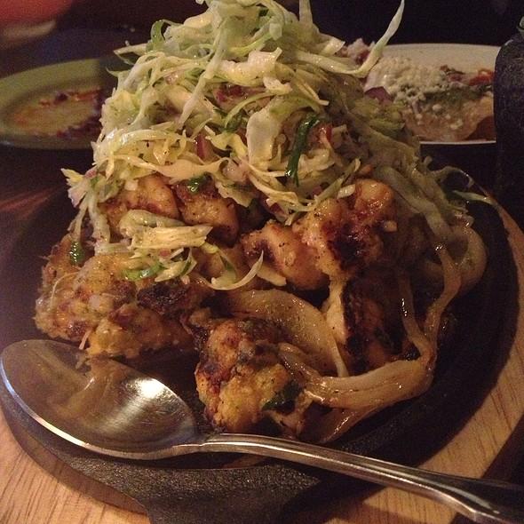 Shrimp Fajita @ Bar Amá
