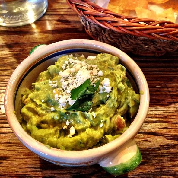 Guacamole - Maria's Cantina, Woodland, CA