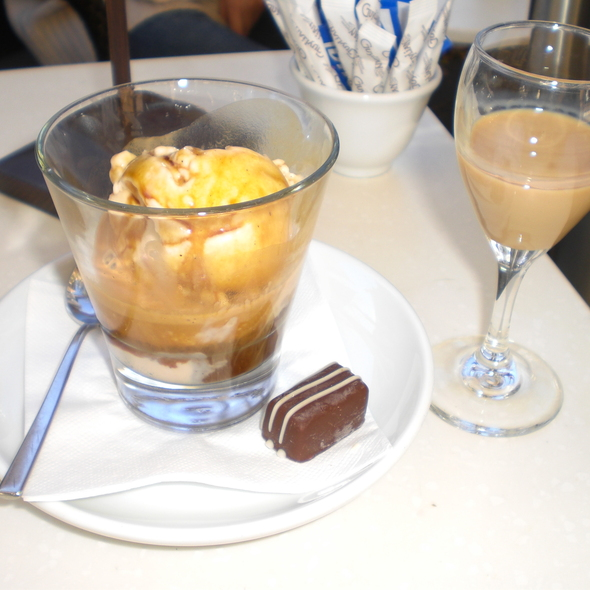 Guylian Affogato @ Guylian Belgian Chocolate Cafe