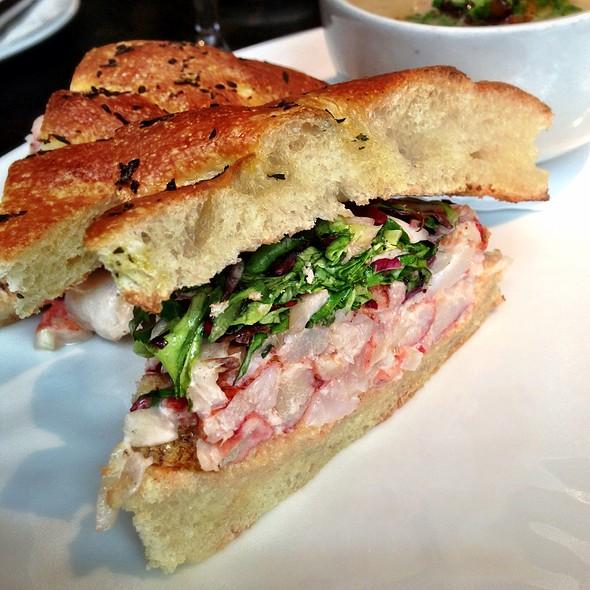Lobster Salad Sandwich - Gramercy Tavern, New York, NY