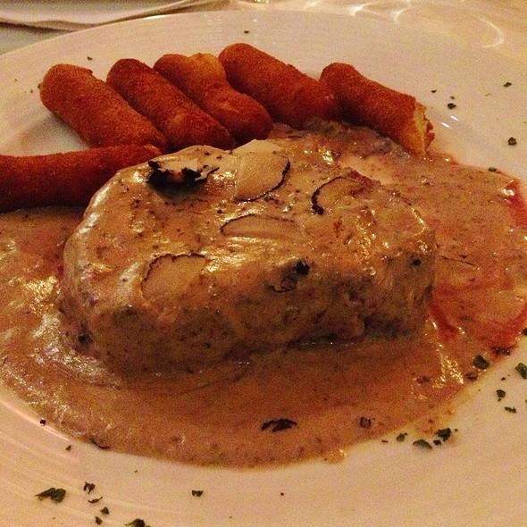 Biftek U Umaku Od Cenih Tartufa @ Madera Restoran