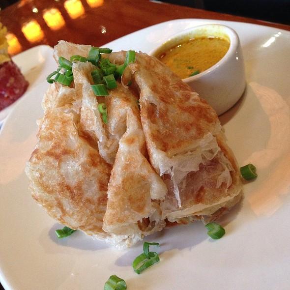 Roti Prata @ Straits Cafe