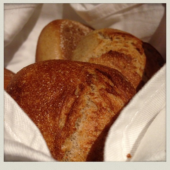 fresh bread - Cantala at Riviera Palm Springs, Palm Springs, CA