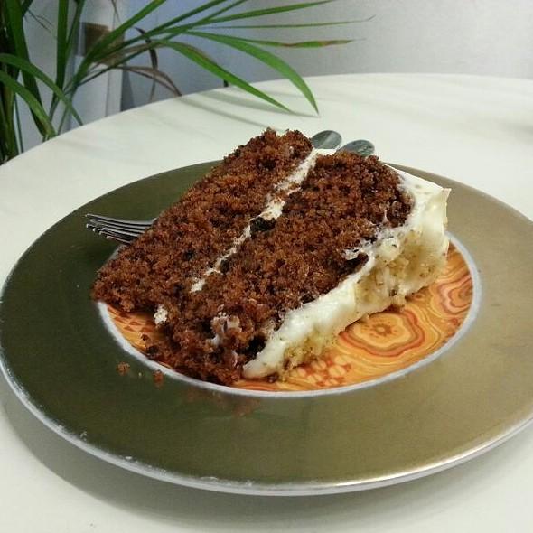 Carrot Cake @ Café de Mirta