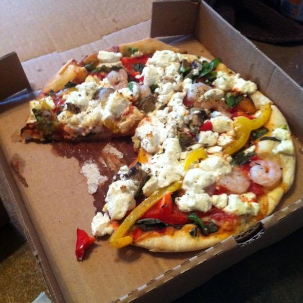 So-Cal Pizza @ Jockamo Upper Crust Pizza