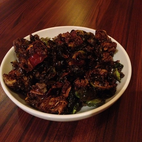 Fried Brussels Sprouts - AMP 150, Cleveland, OH
