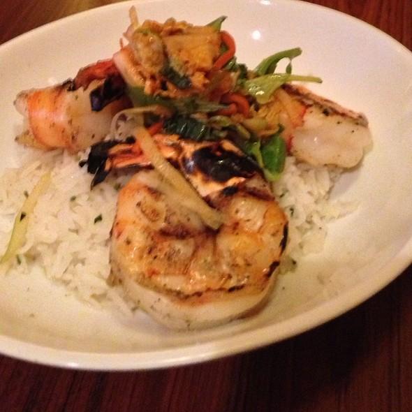 Roasted Shrimp - AMP 150, Cleveland, OH