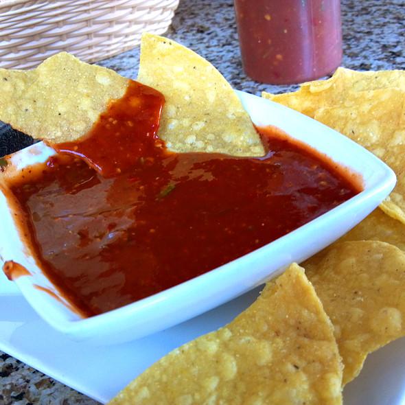 Extra Hot Salsa @ Mexico Restaurant
