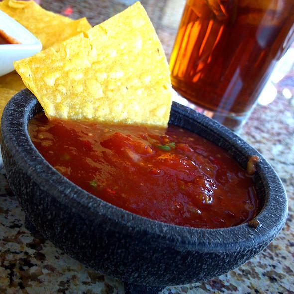 Mild Salsa @ Mexico Restaurant