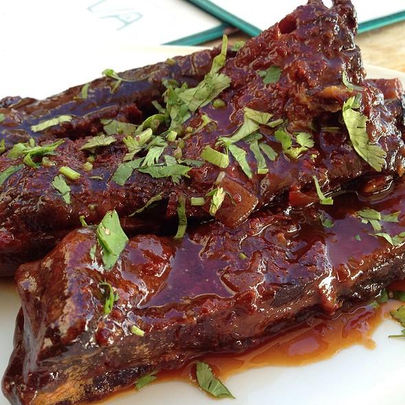 BBQ ribs - Bocanova, Oakland, CA