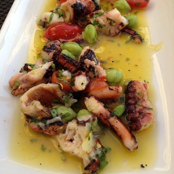 Grilled Octopus - Bocanova, Oakland, CA
