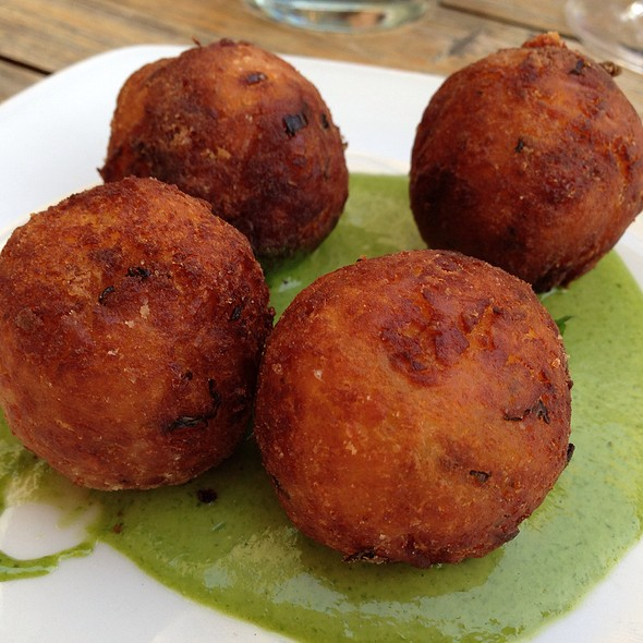 Yucca And Cheese Fritters - Bocanova, Oakland, CA