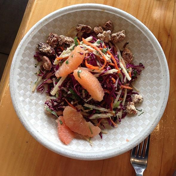 Jicama & Citrus Salad @ The Slanted Door