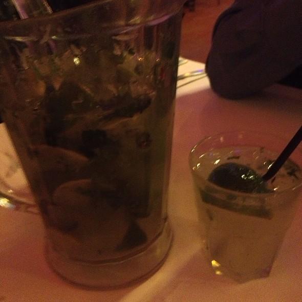 Cuban Mojito - Cafe Citron, Washington, DC