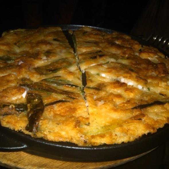 Seafood Pancake @ Gam Mee Ok TANG