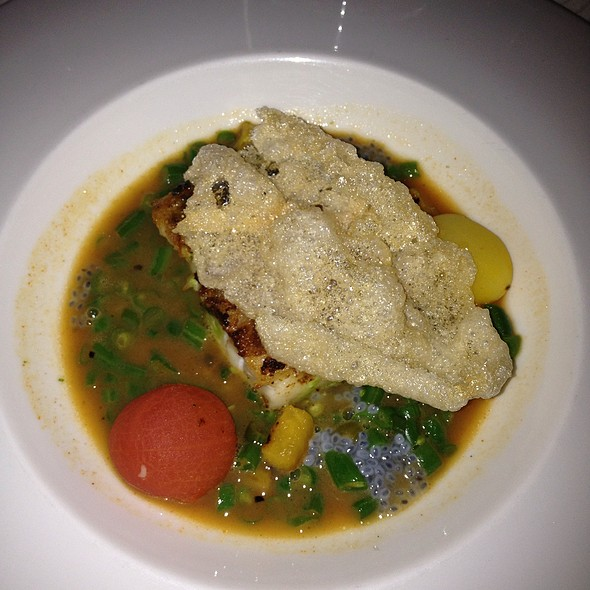 Thai Fish - Charleston Grill, Charleston, SC