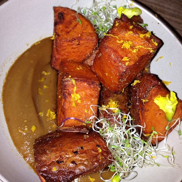 Smoked Yams - Haven, Oakland, CA
