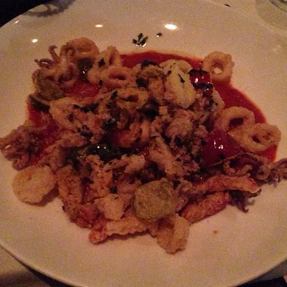 Calamari - Cafe Madison, Riverside, NJ