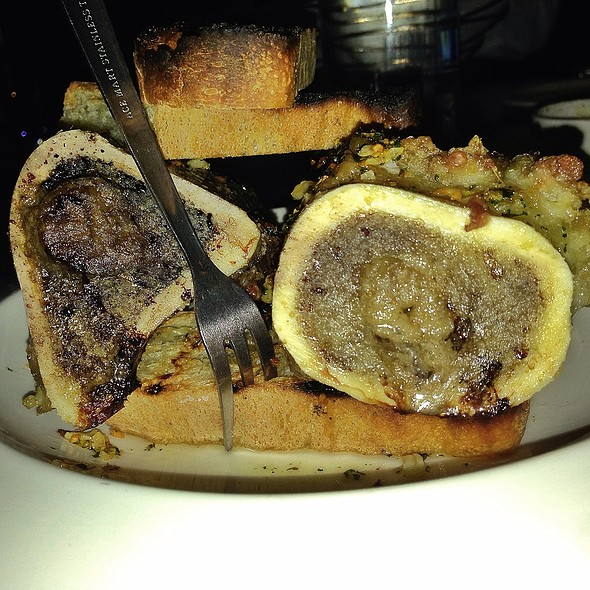 Bone Marrow - Vince Young Steakhouse, Austin, TX