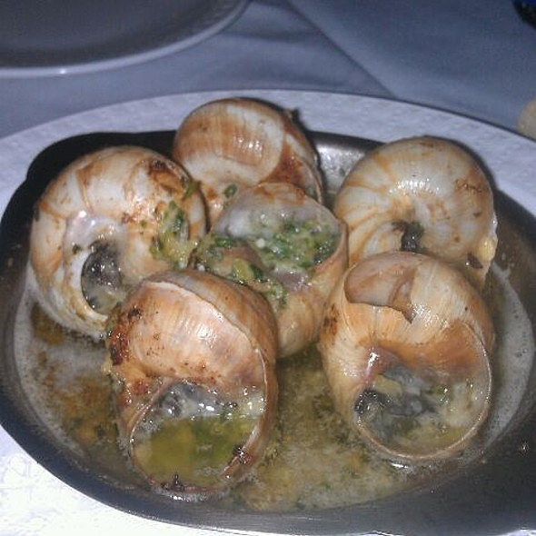 Escargot - La Gare French Restaurant, Santa Rosa, CA