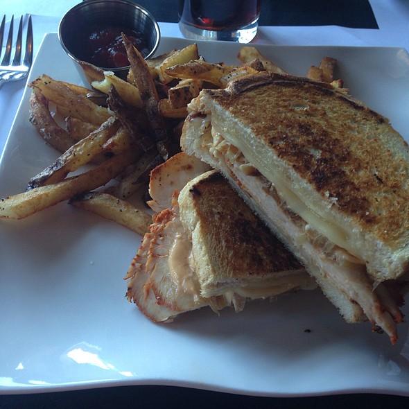 Salsalito Turkey on Sourdough - M Restaurant and Bar, Nashville, TN