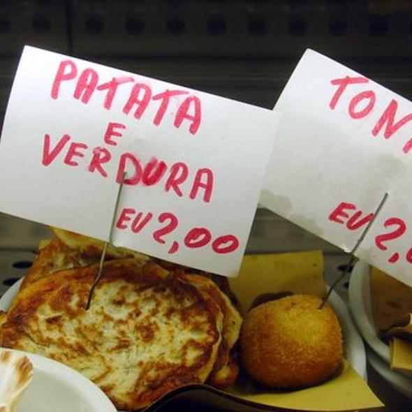 Assorted Cichetti @ La Bomba