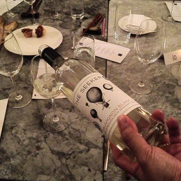 The Seeker Sauvignon Blanc @ Kristalbelli