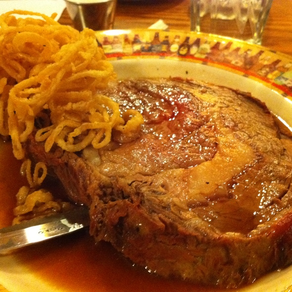 The Best Prime Rib of Beef Au Jus - Otto's Restaurant, Horsham, PA