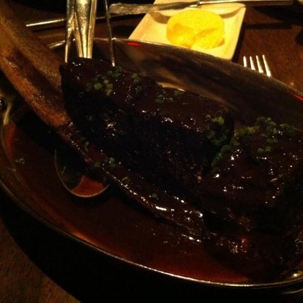 Braised Beef Rib @ Blue Duck Tavern
