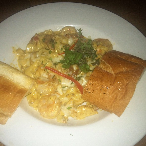 Shrimp Fricasse @ Postmasters Grill