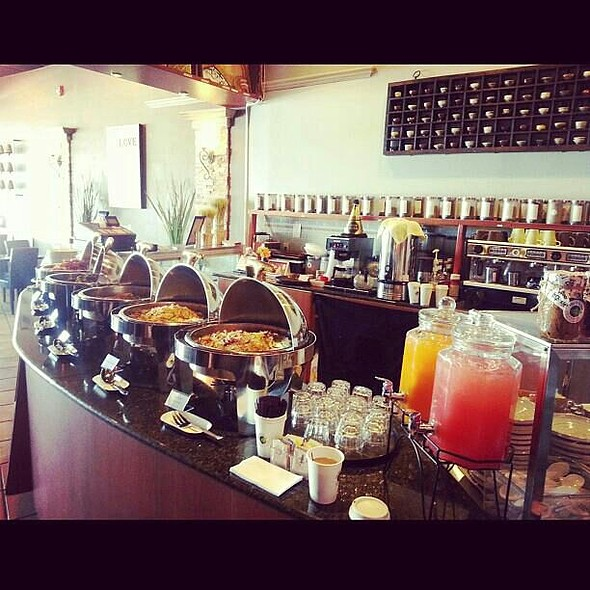 Weekend Brunch Buffet - The Tea Bar, Fort Lee, NJ