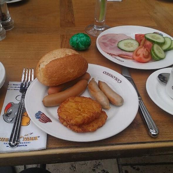 Frühstück @ Europa Park