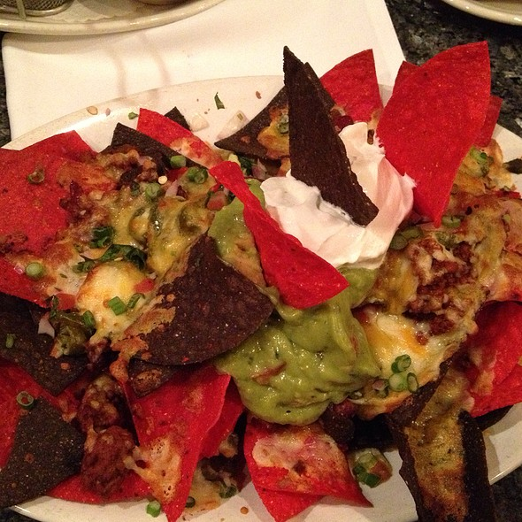 Nachos - Bobby Van's Steakhouse - DC, Washington, DC