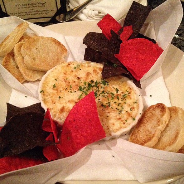 Crab Dip - Bobby Van's Steakhouse - DC, Washington, DC