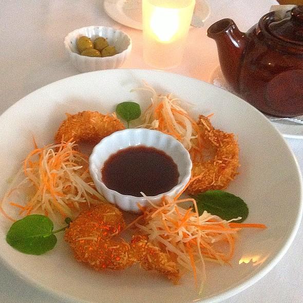 Coconut Shrimp - La Becasse MI, Maple City, MI