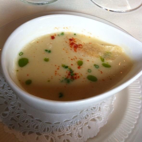 Garbanzo Bean Soup - Bibou, Philadelphia, PA