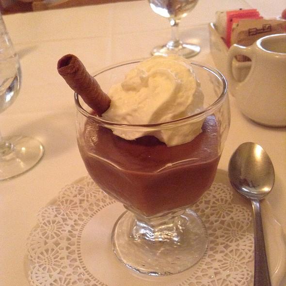 Chocolate Mousse @ Maison Lacour