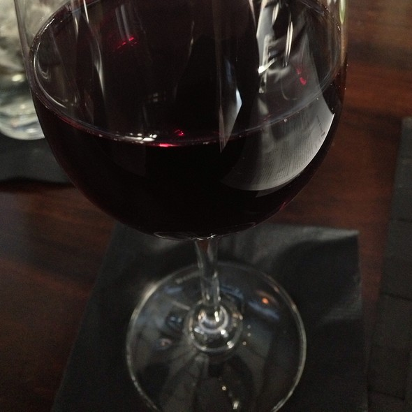 Pinot Noir Jackhammer - Post & Beam, Los Angeles, CA