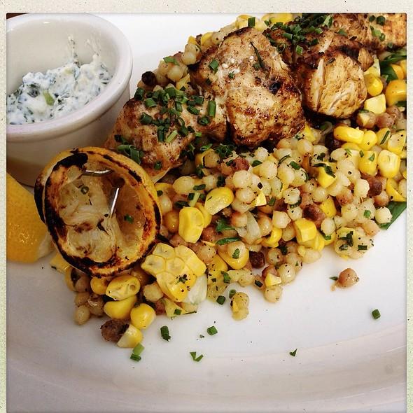 Grilled Turkish Mahi Mahi @ Barbrix