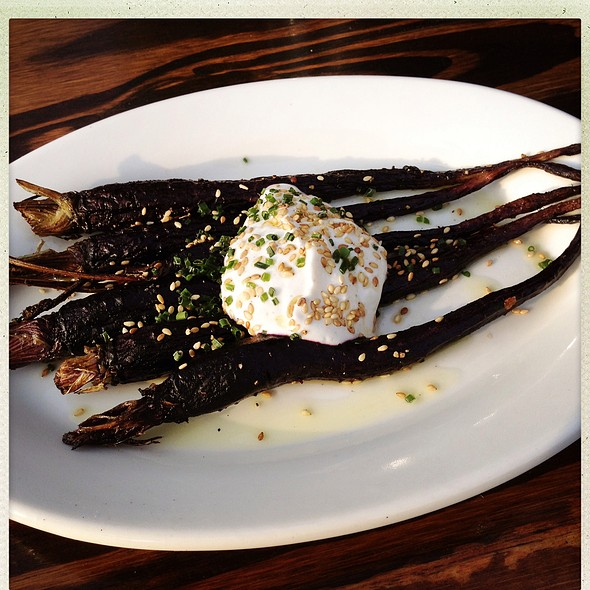 Black Night Carrots @ Barbrix