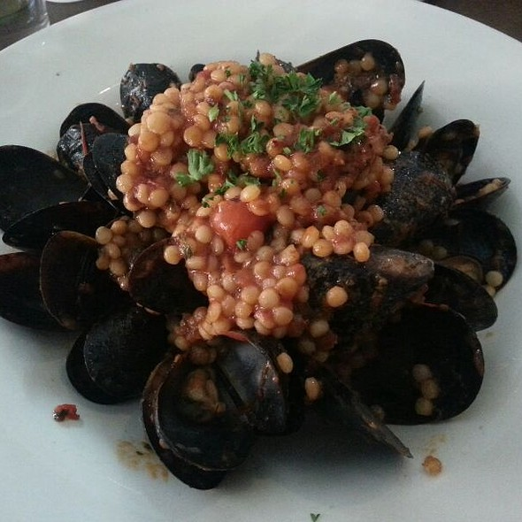 Mussels Pasta  - Capurro's, San Francisco, CA