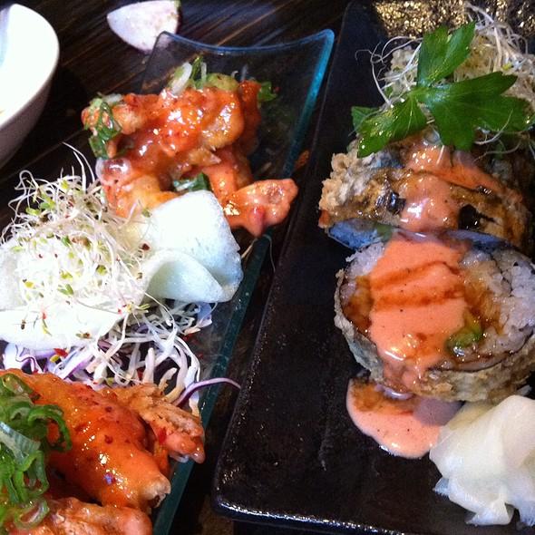 Alaska King Crab Roll @ Hapa Izakaya