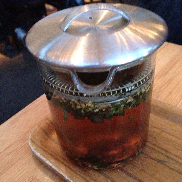 Moorish Mint Tea