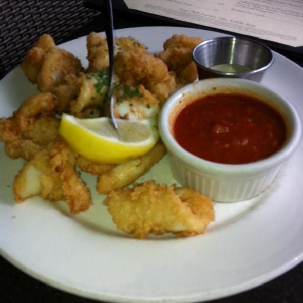 Fried Calamari - City Oyster & Sushi Bar, Delray Beach, FL