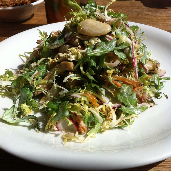 Grilled Salad - Lighthouse, Brooklyn, NY